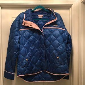 Columbia PFG puffy jacket. XL